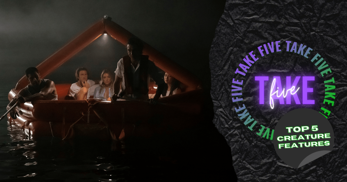 Take Five: All-Time Favourite Creature Features By The Cast Of Great White
