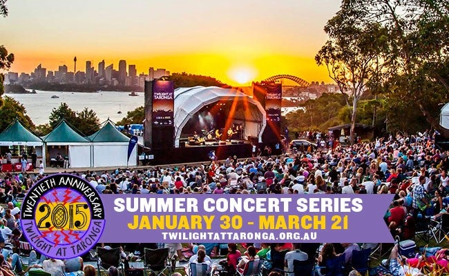 Twilight At Taronga Reveals Impressive 20th Anniversary Lineup