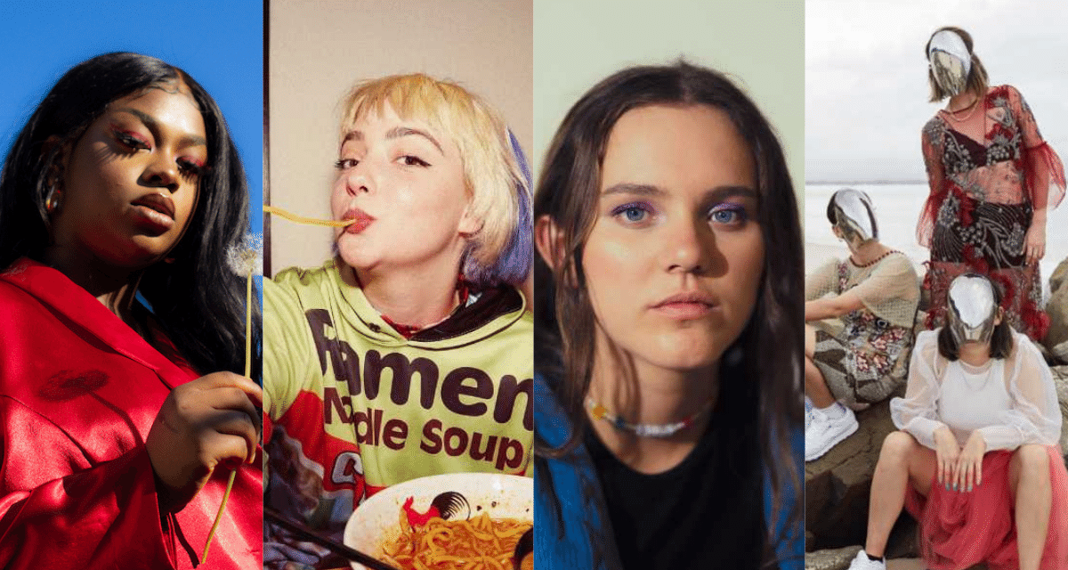 Ten Female Artists From Australia And New Zealand You Need To See Live In 2021