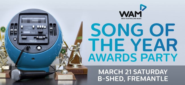 WAM Song of The Year Nominees Announced