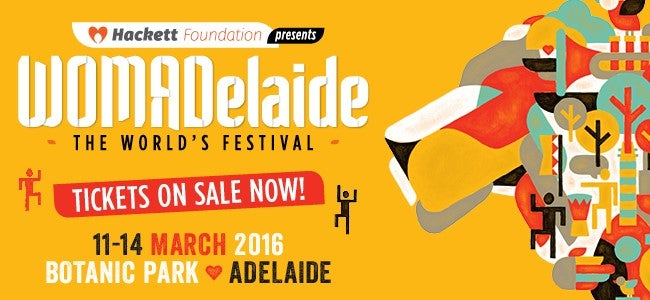 WOMADelaide Is Celebrating Its 20th Festival With A Heap Of Exciting Artists From Around The World!