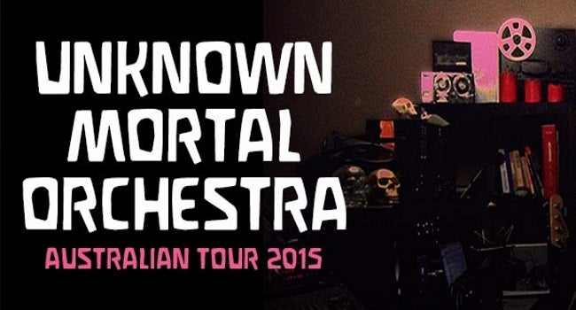 Unknown Mortal Orchestra Set To Unleash Serious Groove On Astor Theatre Next Week!