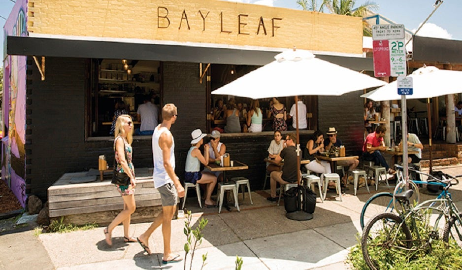 Bayleaf Cafe Byron Bay