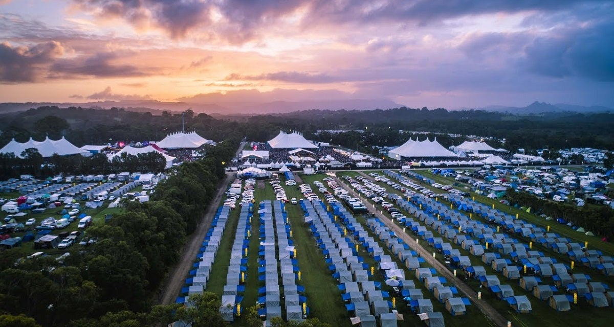 The Ultimate Camping Festival Checklist For Bluesfest This Easter Long Weekend