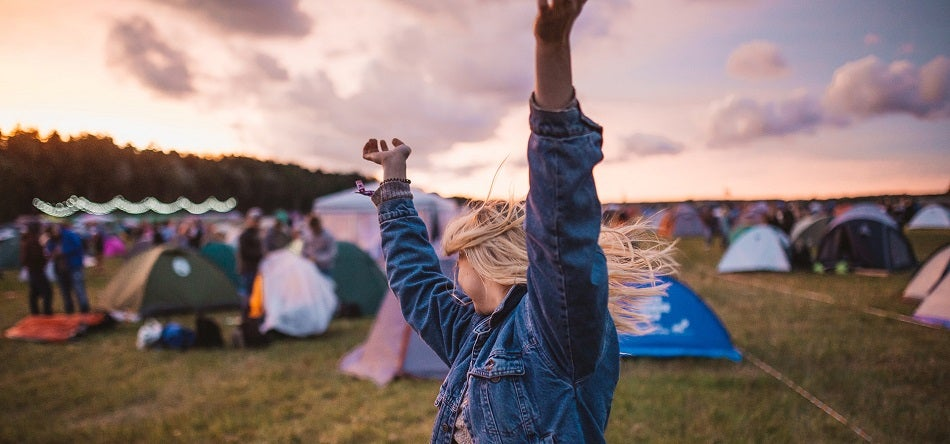 Non-essential, essentials for camping festivals