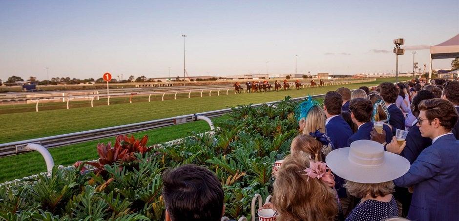Doomben racecourse Brisbane