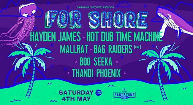 For Shore Festival Announces First Round Of Artists For 2019