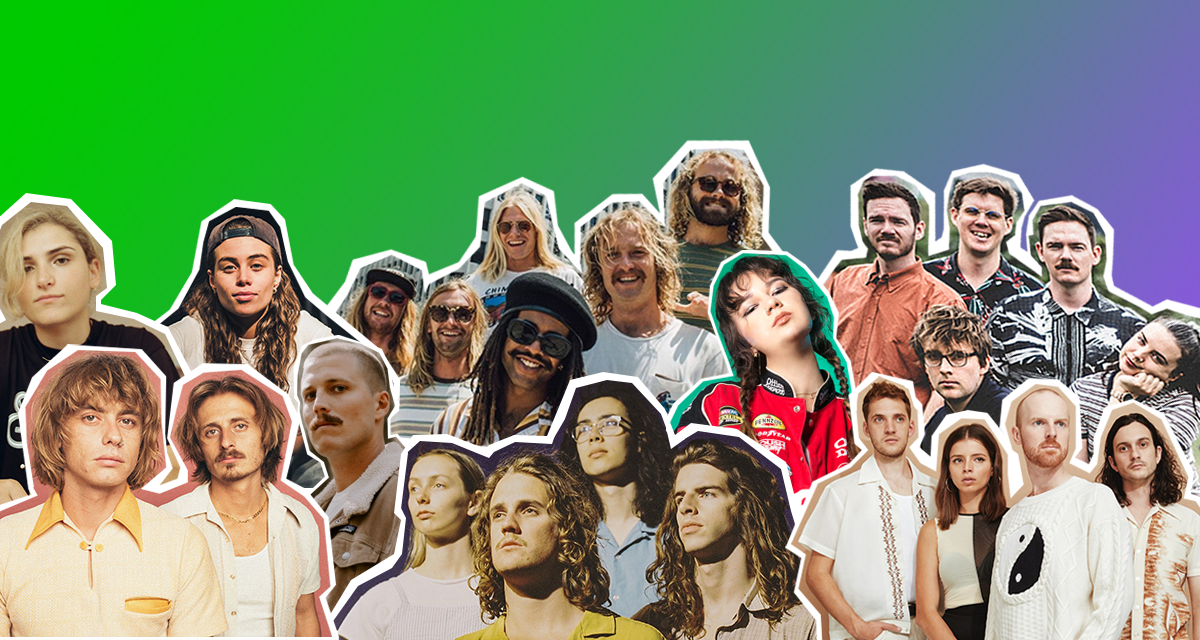 Here's Where You Can See Acts Who Made It Into The Hottest 100 Perform Live