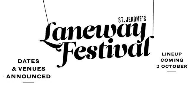 Laneway Festival drops 2015 dates and venues