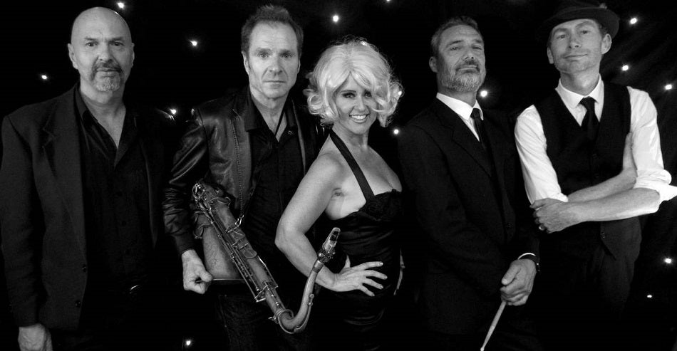 Nicole and the high society swingers at MEOW this Sunday