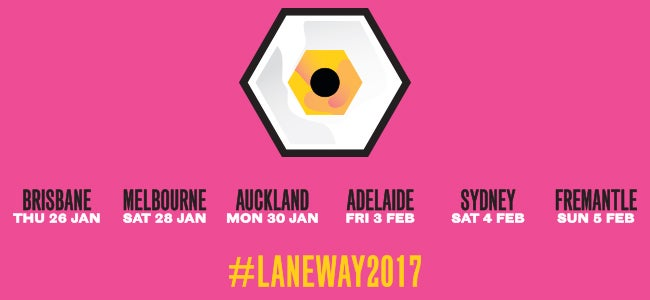 St. Jerome's Laneway Festival Release Lineup, And It's Packing Quite A Punch!