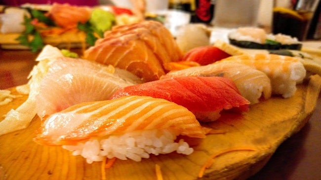 Beverly Hills Sushi Bar Hiro top 5 places to eat in Sydney