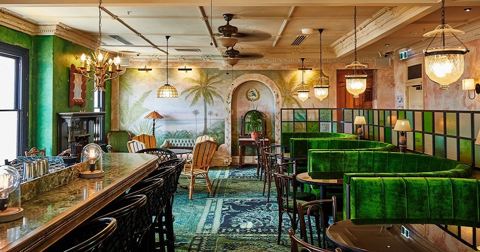 Mya Tiger restaurant at The Espy now open