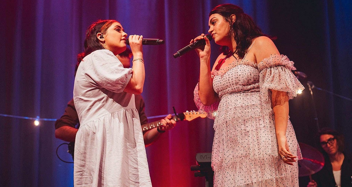 Watch: Thelma Plum Celebrates NAIDOC Week With A Special Collaborative Live At The Wireless Concert