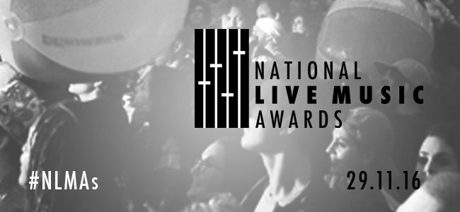 Last Chance! Vote This Week in the National Live Music Awards for Your Chance to WIN!