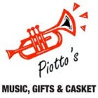 Piotto's Music Gifts & Casket Agency