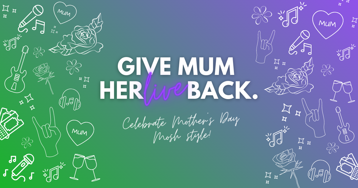 Give Mum Her Live Back!