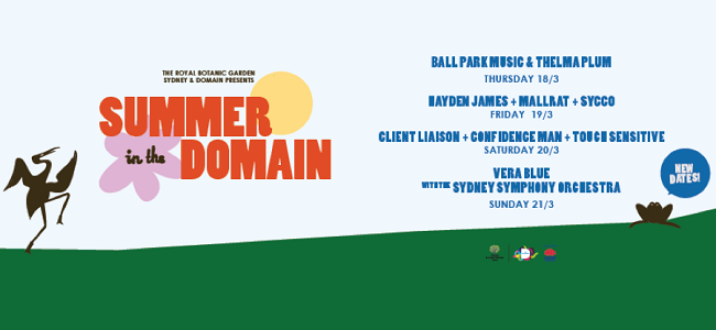 SUMMER IN THE DOMAIN