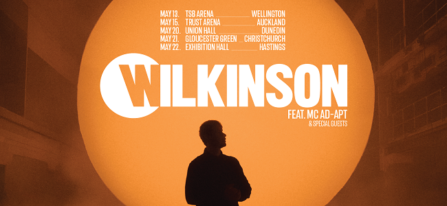 Wilkinson - Auckland 2021 (Second Show)