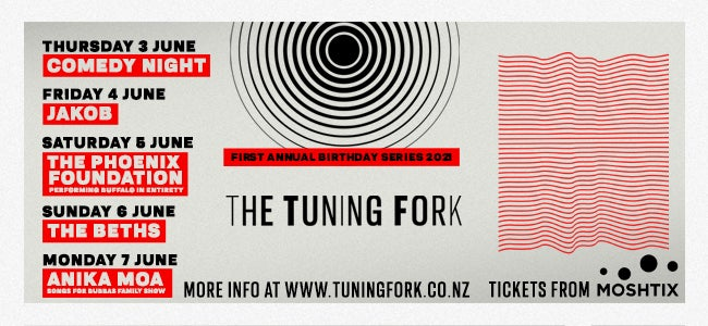THE TUNING FORK BIRTHDAY SERIES