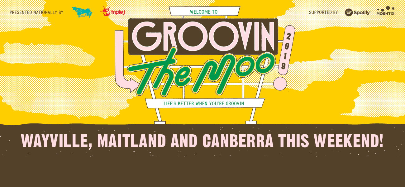 Groovin the Moo | Canberra...