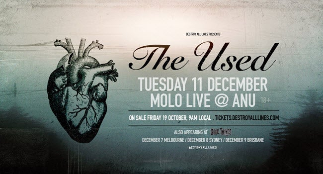 The Used (US) // Special...