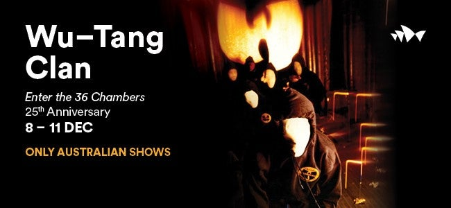 Wu-Tang Clan (First Show)
