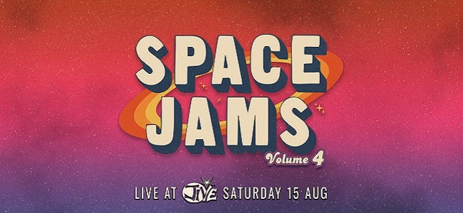 Space Jams Volume 4 — Wing Defence