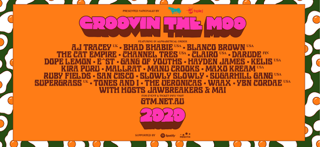 Groovin the Moo National...