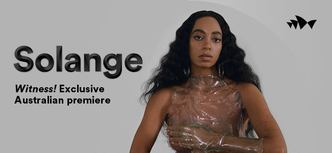 Solange at The Sydney...