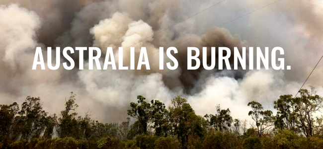 Australia is Burning:...