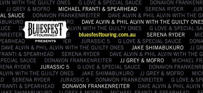 BluesFest Sideshows -...