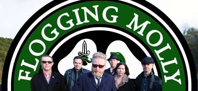 FLOGGING MOLLY (USA -...
