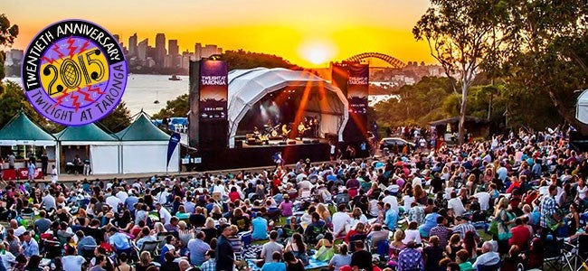 Twilight at Taronga Concert...