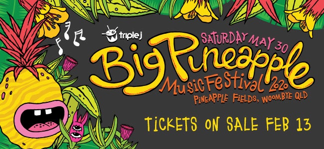 Big Pineapple Music Festival...