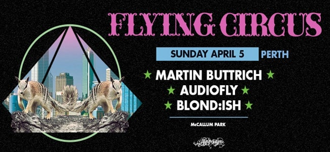 FLYING CIRCUS PERTH //...