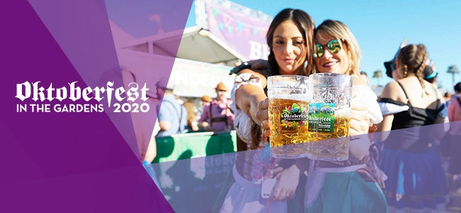 Oktoberfest in the Gardens - Adelaide 2020
