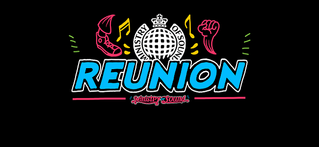 Ministry of Sound : Reunion...