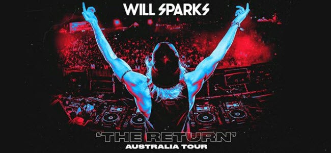Will Sparks The Return...