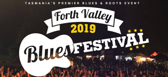 FORTH VALLEY BLUES FESTIVAL...