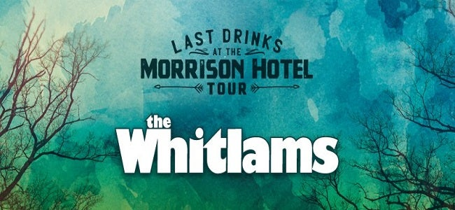 The Whitlams - 2nd Show