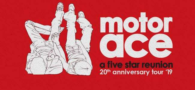 MOTOR ACE '20th Anniversary'...