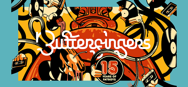 BUTTERFINGERS - 15 Years...