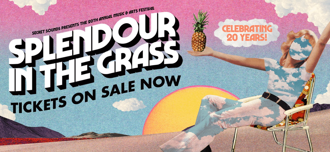 Splendour in the Grass...