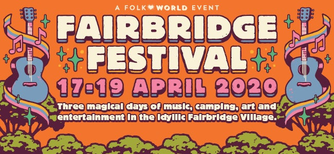 Fairbridge Festival 2020