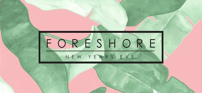 Foreshore | New Year's...