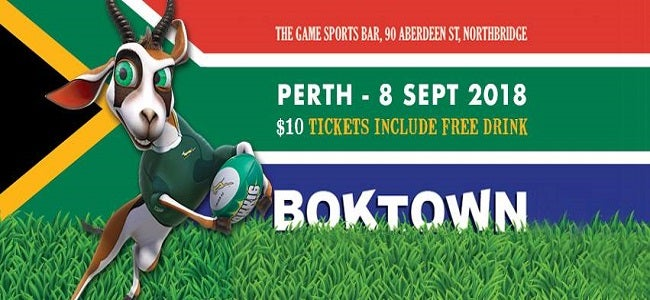 Boktown Perth - 8 September...