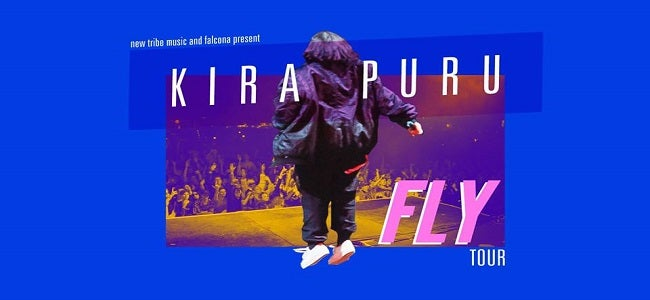 KIRA PURU – FLY TOUR