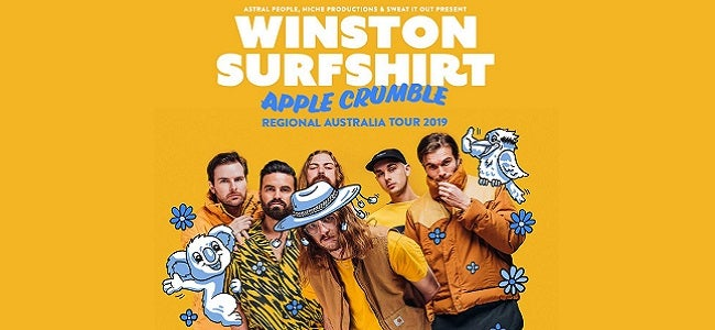 Winston Surfshirt Apple...