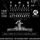 The 20/20 Experience - The Justin Timberlake Concert After Party @ MIIND Nightclub - 2020 Afterparty
